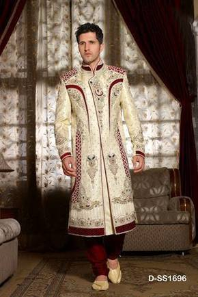 Saheli Couture Designer Sherwani 2013-2014 for groom | Style360Fashion(Style Around the World) | style and fashion around the world | Scoop.it
