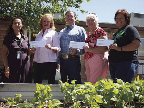 Food bank Building Grants build food security in Cochise County | CALS in the News | Scoop.it