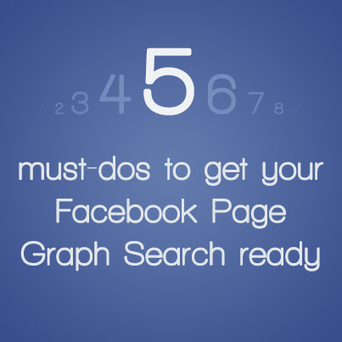 5 Must-Dos to Get Your Facebook Page Graph Search Ready   International Career   Scoop.it