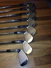 Serie Golf Mizuno MP52 shaft acier regular NS Pro 950 GH 3-PW | www.Troc-Golf.fr | Troc Golf - Annonces matériel neuf et occasion de golf | Scoop.it