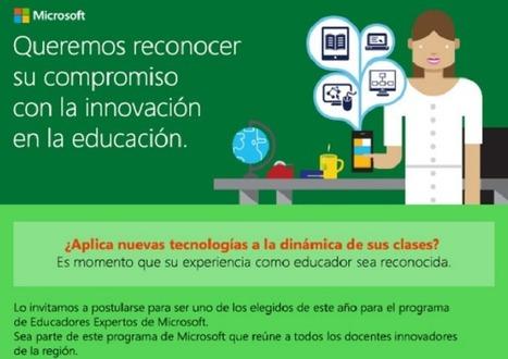 Convocatoria Educadores Expertos | Creatividad (Argentina) | Scoop.it
