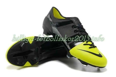 Billiga fotbollsskor Nike GS Green Speed Concept II ACC FG svart grön | NIKE MERCURIAL VAPOR VIII | Scoop.it