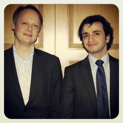 Portrait d'entrepreneurs: Steeve & Christophe présentent 5M Ventures ! | Actualités Start-up | Scoop.it