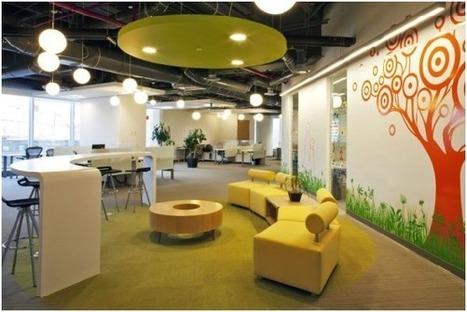 Thiết Kế Nội Thất Văn Phòng Ấn Tượng bởi Space Architecture | Thiết kế nội thất văn phòng | Scoop.it