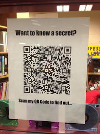 Marlborough Mobile Learning Project: QR = Quick Response | Distance Ed Archive | Scoop.it