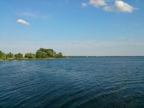 Twitter / bigroboto: Great carp fishing in Trenton, ... | I love boating | Scoop.it
