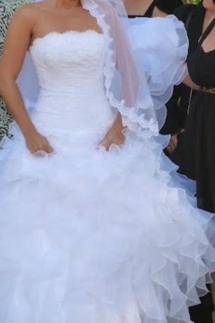 La robe blanche facebook