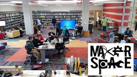 Makerspaces en bibliotecas: Monográfico | Bibliotecas y Educación Superior | Scoop.it