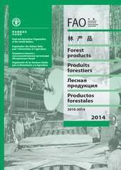 Publication: Annuaire FAO des produits forestiers 2014   Ecosystèmes Tropicaux   Scoop.it