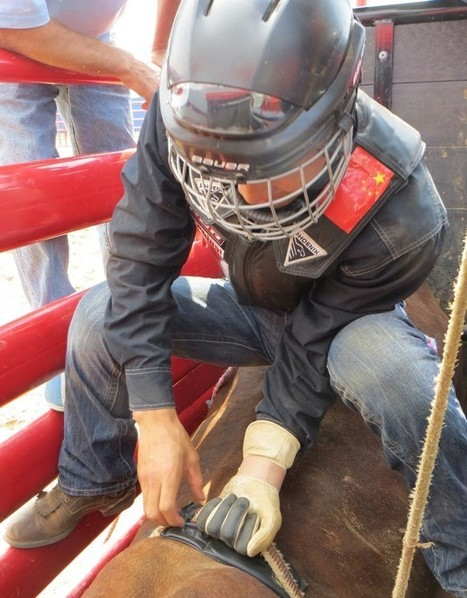 Ni Hao, Pard! Bull Riding Comes to China | Western Lifestyle | Scoop.it