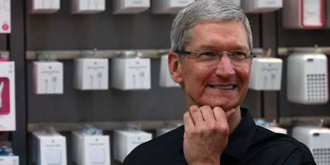 Tim Cook Has A Somewhat Baffling Answer When Asked About Apple Doing New Product Categories This Year (AAPL) | Innovate Retail & new ideas around | Scoop.it