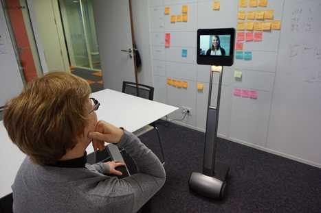 Les Robots-avatars débarquent chez Mediaveille | Une nouvelle civilisation de Robots | Scoop.it