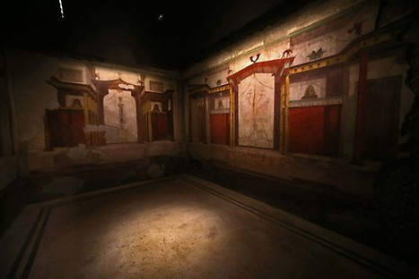La dimora di Augusto sul Palatino: affreschi, statue e colori - Roma - Repubblica.it   Teaching history and archaeology to kids   Scoop.it