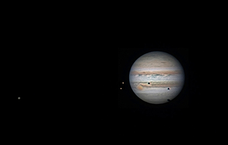 APOD: 2013 November 2 - Jupiter s Triple Shadow Transit | tecnologia s sustentabilidade | Scoop.it