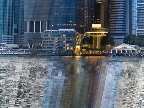 Dreamy Composite Photographs Capture The Daily Motion Of Cities - Explore, Collect and Source architecture & interiors | Landscape Architecture Inspiration | Scoop.it