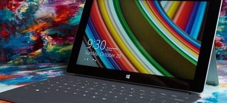 La tablette Surface 2 de Microsoft arrive en France en version 4G ! - | Aie Tek | Scoop.it
