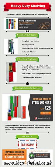heavy duty industrial shelvin | Industrial Shelving Units | Scoop.it