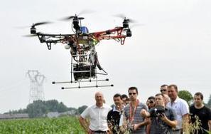 Tarbes. Des drones pour veiller sur les lignes électriques | Transmission & Distribution Press Review | Scoop.it