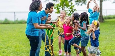 Physical literacy lesson plans for summer camps | Active For Life | HCS Learning Commons Newsletter | Scoop.it