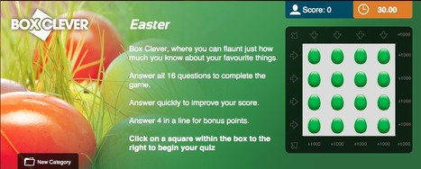 Easter Quiz | Box Clever | QuizFortune | Quiz Related Biz - Social Quizzing and Gaming | Scoop.it