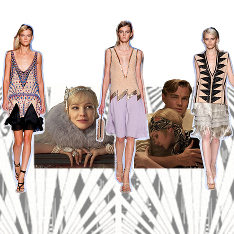 Trend: The Great Gatsby & Revival Of 1920's Fashion - Free People Blog | 20th century antiques and collectables | Scoop.it