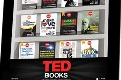 TED Books launches iOS store, with subscriptions | iPad Apps for Education | Scoop.it