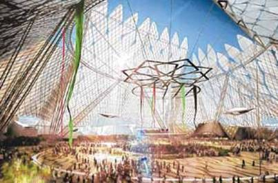 World Expo 2020: New city to rise within Dubai - gulfnews.com | Mega Cities | Scoop.it