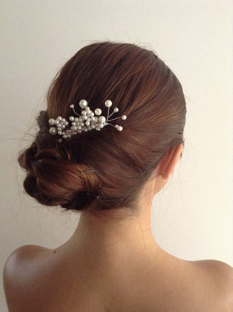 Bridal Hair Comb,wedding custom design, Bridal hairpiece, Wedding hair accessories, Bridal Headpieces, Rhinestone hair comb bridal | wedding | Scoop.it