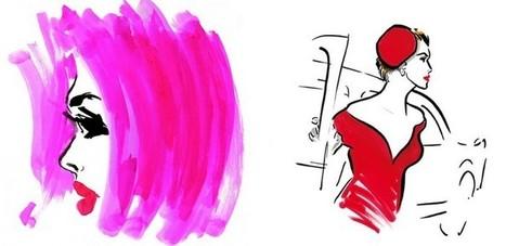 Richard Atlan esquisse les femmes | Nastassia Solovjovas. Mes productions | Scoop.it