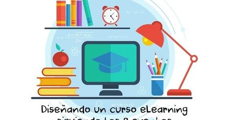 This eLearning Girl! [Ñ]: Diseñando un curso eLearning siguiendo los 9 eventos instruccionales de Gagné P. 1 | Educacion, ecologia y TIC | Scoop.it