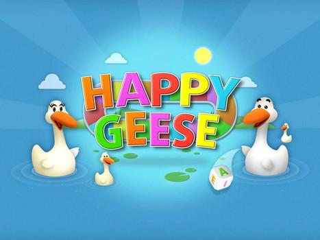 Happy Geese, una aplicación para niños con autismo | Necesidades educativas especiales | Scoop.it