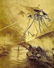 La Guerre des Mondes | HISTOIRE LÉGENDAIRE | Scoop.it