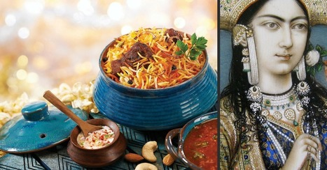 The Story of Biryani: How This Exotic Dish Came, Saw and Conquered India! | Food for Foodies | Scoop.it