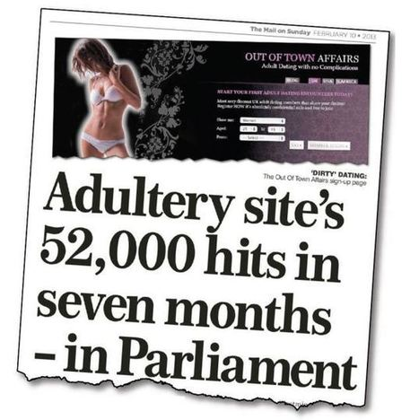 MPs' computers used to access porn sites, including foot and fat fetishism, more than 2,500 times | Escorts | Scoop.it
