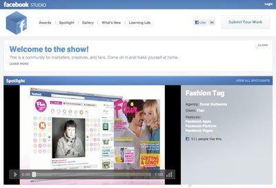 Facebook Studio, La Nouvelle Plateforme De Facebook Destinée Aux Professionnels Du Marketing | E-tourisme et nouvelles technologies | Scoop.it