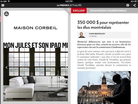 Can La Presse save the newspaper industry by doing everything wrong? | Digital trends | Scoop.it