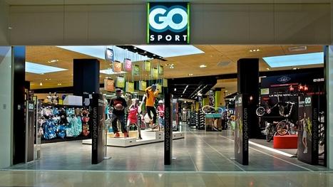 Le nouveau concept Go Sport vient d'être inauguré à La Défense | Point de vente et retail | Scoop.it