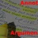 INTERTEXTrEVOLUTION | Annotating for Argumentation | K-5 ELA Common Core State Standards | Scoop.it
