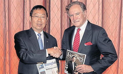 Post to launch Forbes Thailand magazine | Bangkok Post: business | Thailand Business News | Scoop.it