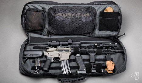 Haley Strategic Partners – Incog Rifle Bag | Airsoft Showoffs | Scoop.it