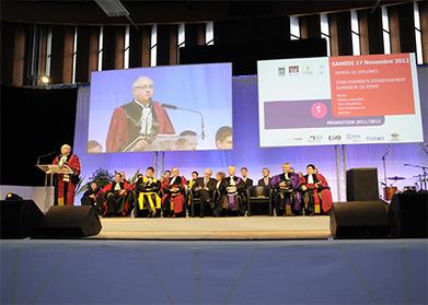 Remise des diplômes de Reims | site officiel Ville de Reims | ESPE de l'académie de Reims au sein de l'Université de Reims | Scoop.it