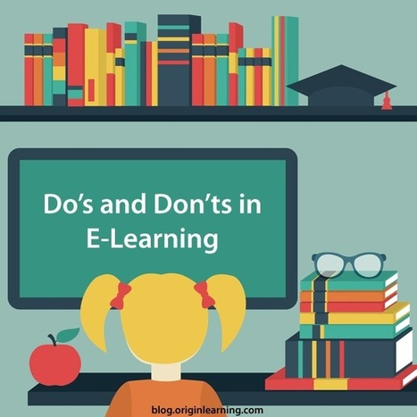 Robert Gagne's Nine Steps of Instruction: Do's and Don'ts in E-Learning | Mediawijsheid in het HBO | Scoop.it