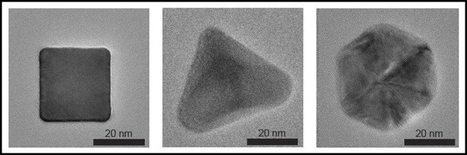 Engineers look inside nanoparticles to explore how their shape improves energy storage   Science   Scoop.it