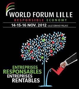 World Forum Lille - Forum Mondial de l'Economie Responsable | Emi Scop | Scoop.it