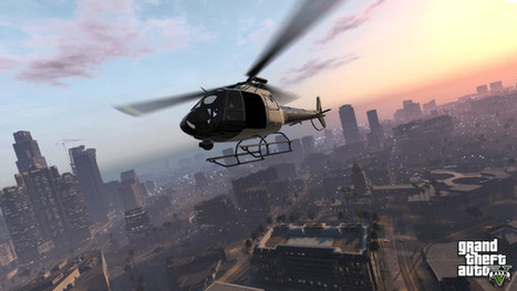 'GTA 5' was inspired by other Rockstar Games titles by design - Examiner.com   Comic Books, Video Games, Cartoons   Scoop.it