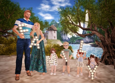 When Adults Want Child Avatars: Virtual Reality Therapy | Second Life and other Virtual Worlds | Scoop.it