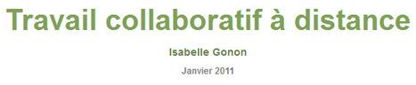 Travail collaboratif à distance   Éducation et enseignement   Scoop.it