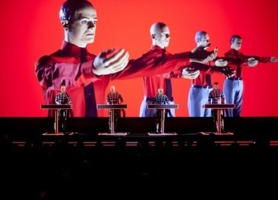 Kraftwerk – The Catalogue 1 2 3 4 5 6 7 8 | Tate modern | Vulbus Incognita Magazine | Scoop.it