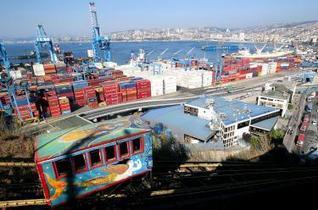 Work stoppages at Chilean ports block exports of fruit, copper and wood pulp | Timberland Investment | Scoop.it