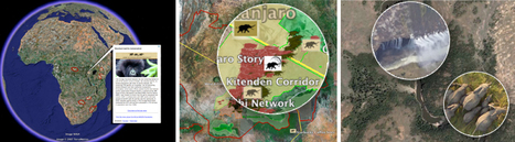 AWF:  Resources and Documents: Google Earth   All about nature   Scoop.it